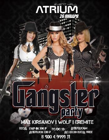 Gangster Party